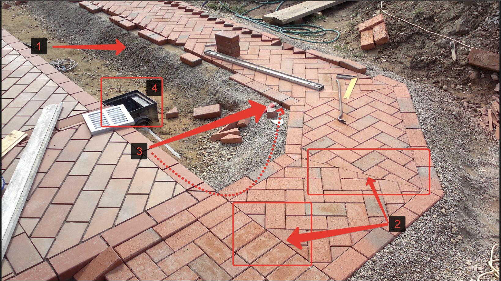 Как качественно сделать тротуарную плитку дома